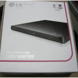 DVD Writer External LG Ultra Slim Portable