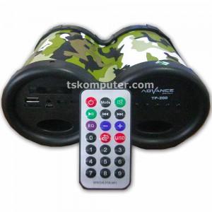 Music Box Advance Tp-200 Bentuk Teropong