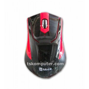 Mouse USB Gaming I-Mice
