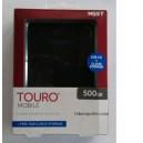 "Harddisk External Hitachi Touro 500 GB 2.5"" USB 3.0"