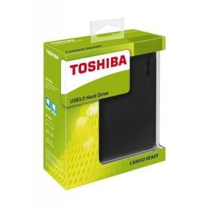 """Harddisk External Toshiba 1 TB 2.5""""  USB 3.0"""