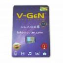 Micro SD V-gen 4 Gb Class 6