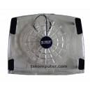 Cooling pad M-tech 02 dengan 1 Kipas Besar